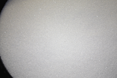 White sand silicon carbide
